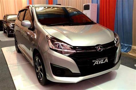 Lu Led Mobil Ayla new astra daihatsu ayla resmi mengaspal di indonesia