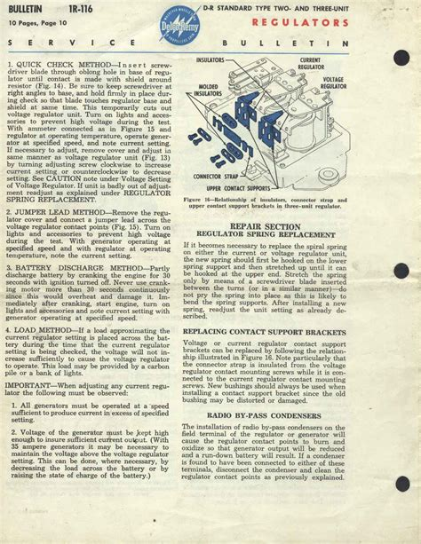 delco generator voltage regulator wiring diagram get