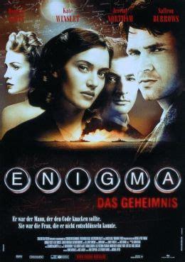 Film Zu Enigma | enigma das geheimnis enigma 2000