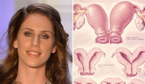 womans viginas this woman has two vaginas here s how that s actually