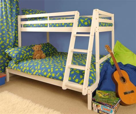 Pine Bunk Bed With Storage Bunk Bed 3ft 4ft Wooden Pine With Storage Mattress Options Durleigh Ebay
