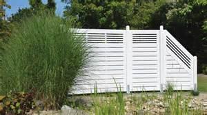 windschutz für terrasse balkon sichtschutz holz weiss die neueste innovation der