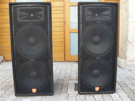 Speaker Jbl Jrx 125 jbl jrx125 image 168391 audiofanzine