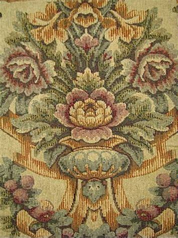 Aubusson Upholstery Fabric by 25 Best Ideas About Tapestry Fabric On