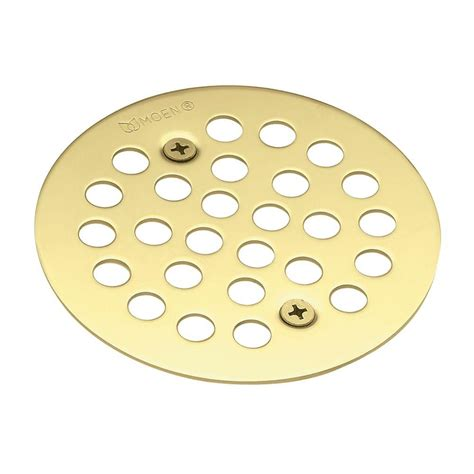 2 Inch Shower Drain Cover by 4 1 4 In Tub And Shower Drain Cover For 2 5 8 In Opening