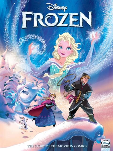 disney olaf s frozen adventure cinestory comic books frozen graphic novel disney wiki fandom powered by wikia