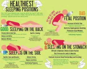 better position what s the healthiest position to sleep in the best and