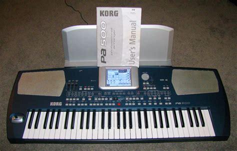Keyboard Korg Is35 patchman used gear for sale wind controller gear