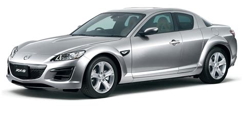 types of mazda cars new mazda car mazda adds new features to rx 8 in japan