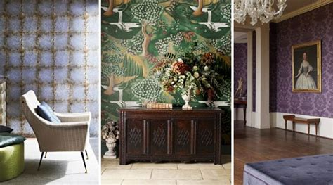 Timeless Designs zoffany wallpaper seymour interiors