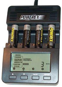Jual Battery Charger Sanyo Eneloop Maha Powerex All maha mh c9000 charger analyzer