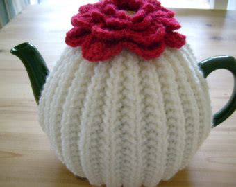 knitting patterns for tea cosies free tea cosy etsy