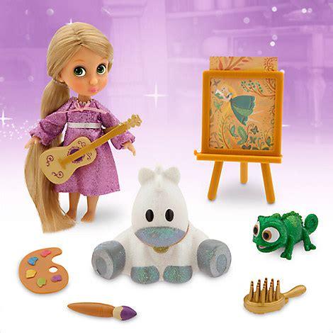 Animators Doll Original Disney Store disney animators collection rapunzel mini doll play set 5 disney store