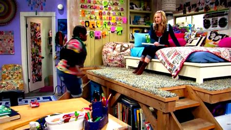 teddy duncan bedroom good luck charlie home interior