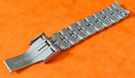 Bã Routensilien Shop by Bracelet Part Tag Heuer Link Ba 0675 J1a Ssteel 19mm