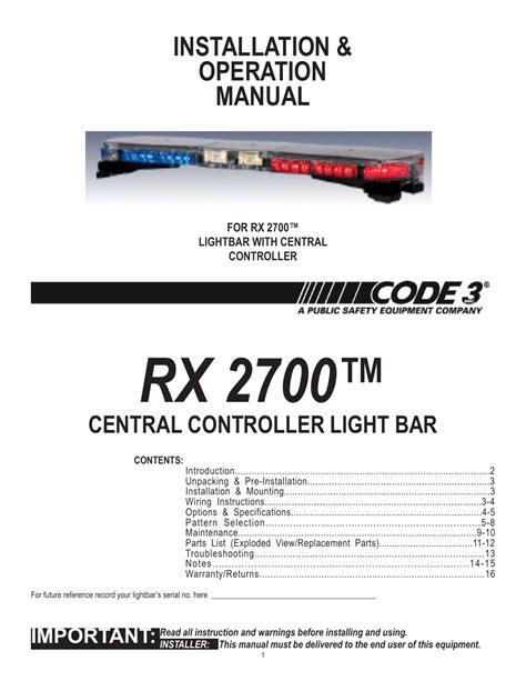 mx7000 light bar wiring diagram free wiring