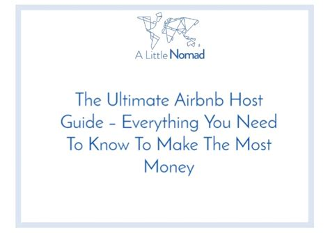 everything you need to know before you sign a wedding the ultimate airbnb host guide everything you need to