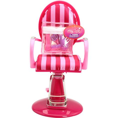 Doll Hair Salon Chair as salon chair hair salon accessories for 18