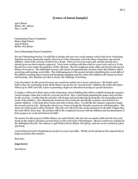 graduate school letter of intent template 5 letter of intent sle graduate school academic