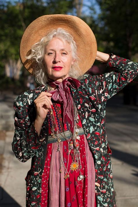bohemian clothing for older women 559 best fashion over 50 street style images on pinterest