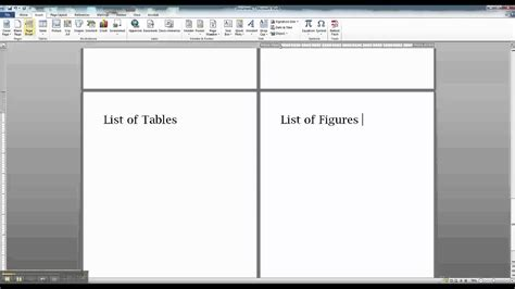 sections in word 2010 how to paginate using section and page breaks in ms word