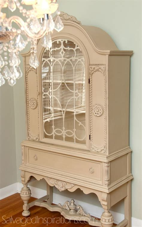 white chalk paint cabinets salvaged inspirations annie sloan s country grey