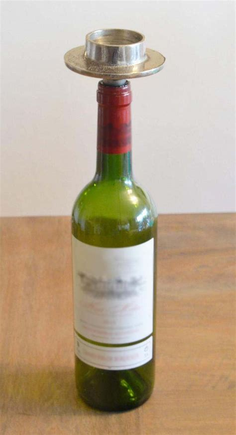 colmore kerzenhalter kerzenhalter kerzenst 196 nder bottle flasche kerze teelicht