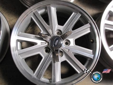 16 mustang wheels one 05 09 ford mustang factory 16 quot wheel oem 3792