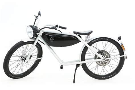 E Bike Garage by Retro E Bikes Aus Drei L 228 Ndern Mit Stil Zur Porsche