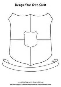 shield template to print 25 best ideas about family crest on history