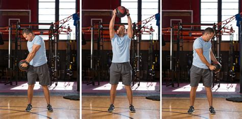 6 standing ab exercises