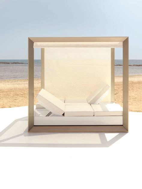 letti da giardino letto da giardino matrimoniale reclinabile a baldacchino