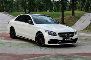 mercedes c63 amg test drive review autoworld my