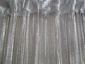 Silver Sparkle Curtains White Silver Glitter Fringe String Panel Curtain Room Divider Door Hanging 1mx2m Ebay