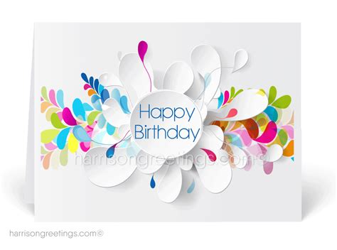 Modern Happy Birthday Wishes Contemporary Happy Birthday Cards 39105 Harrison