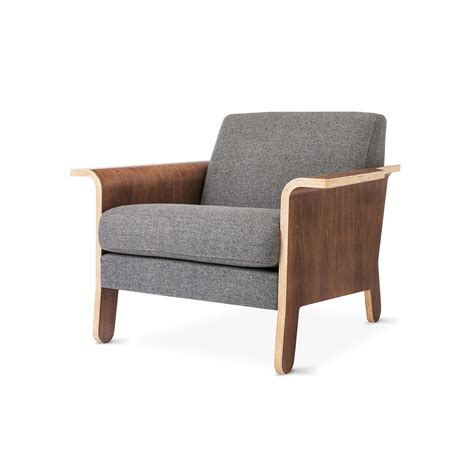 brown lodge lodge chair chestnut brown leather gus modern touch