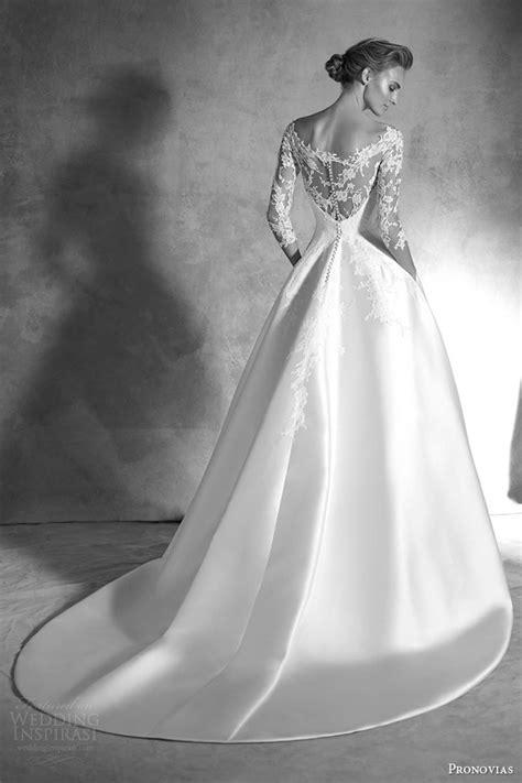 Lace Shabi Blue atelier pronovias 2016 haute couture wedding dresses