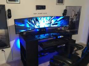Ultimate Gamer Setup by Awesome 2013 Pc Gaming Setup 5760 X 1080 3 Monitors W