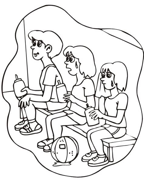 basketball game coloring pages index of coloringpages basketball coloring pages