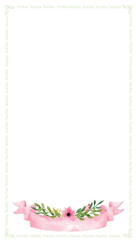 Wedding Banner Border by Floral Banner With Border Wedding Snapchat Filter