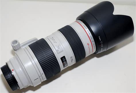 Lens Ef 70 200mm F 2 8 L Usm canon ef 70 200mm f 2 8l usm telephoto zoom lens
