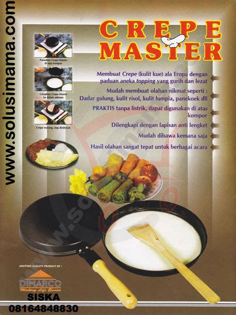 Oven Listrik Tk 1150 solusi crepe master