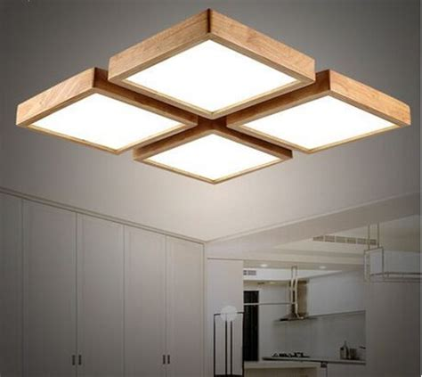 Wooden Ceiling Lights 1000 Ideas About Led Ceiling Lights On Led Ceiling Light Fixtures Interior