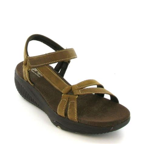 Sandal Merk Fladeo Uk 38 skechers sandalen cognac