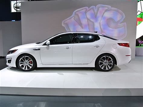 2013 Kia Optima Kbb Kia Optima Optimized For 2014 New York 2013 Kelley