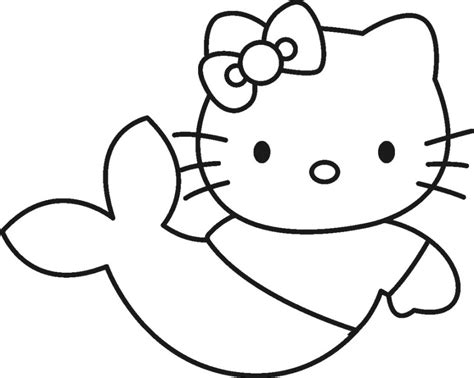 hello kitty beach coloring page hello kitty mermaid coloring pages az coloring pages