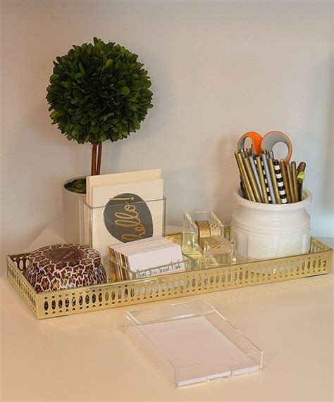 1000 ideas about gold desk accessories on