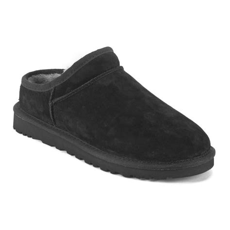 womens black ugg slippers ugg s classic slippers black free uk delivery