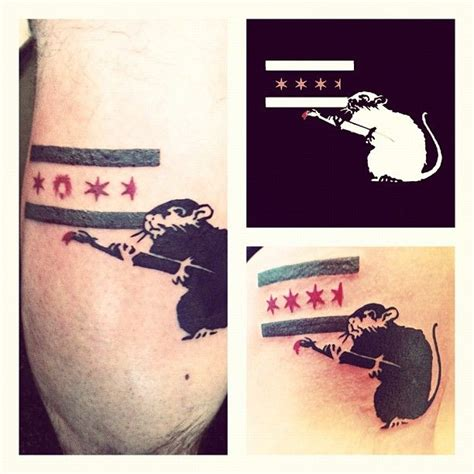 family tattoo chicago 73 best chicago flag tattoos images on flag