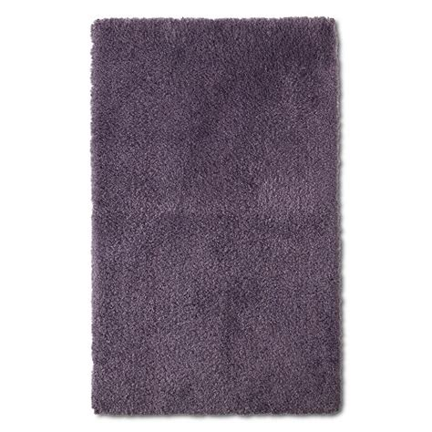 Luxury Bath Rugs Fieldcrest Luxury Bath Rug Hazy Plum Ebay